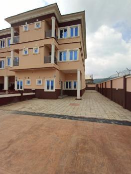 4 Bedroom Terrace Duplex, Jahi, Abuja, Terraced Duplex for Rent