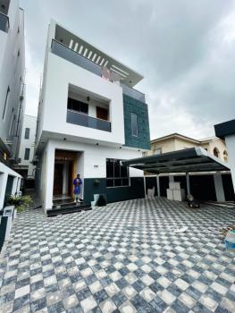 Newly Built 5 Bedroom Fully Detached Duplex with 2rooms Bq, Off Durosimi Etti, Lekki Phase 1, Lekki, Lagos, Detached Duplex for Sale