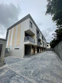 Newly Built 3 Bedroom Terrace Duplex with 1room Bq, Lekki Phase 1, Lekki, Lagos, Terraced Duplex for Sale