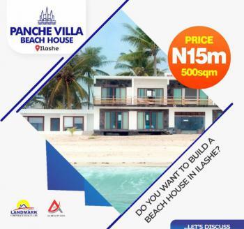 Luxury Panche Villa Beach House, Badagry, Ilashe, Lagos, Mixed-use Land for Sale