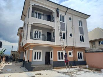 Very Sharp 3 Bedroom Flat All Ensuite, Thinkers Corner, Enugu, Enugu, Flat / Apartment for Rent