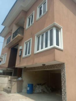 4 Bedrooms Semi Detached Duplex, Ilupeju Estate, Ilupeju, Lagos, Semi-detached Duplex for Sale