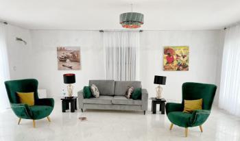 5 Bedrooms Fully Detached Duplex, University View Estate, Sangotedo, Ajah, Lagos, Detached Duplex for Sale