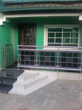 Superb 5 Bedroom Flat All Round Pop on Half Plot, Off Yusuf Road Kola, Alagbado, Ifako-ijaiye, Lagos, Detached Bungalow for Sale