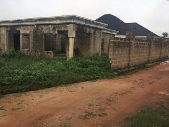 3 Bedroom Flat, Agbopa Face 2 Not Too Far From Federal Medical Center (fmc), Abeokuta South, Ogun, Flat / Apartment for Sale
