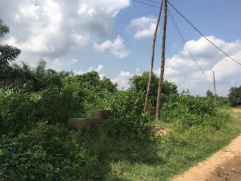Partially Fenced Land, Olomore Housing Estate, Abeokuta North, Ogun, Residential Land for Sale