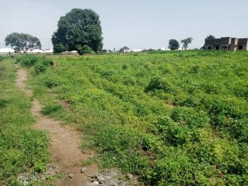 a 90ft By 90ft Commercial Table Land, City College Maraba, Karu, Nasarawa, Commercial Land for Sale