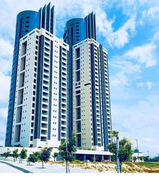 with 2 Bedroom Luxury Apartment with Bq, Obtainable at Eko Pearltowers., Eko Atlantic City, Lagos, Flat / Apartment for Sale