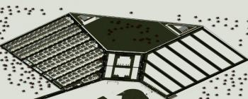 Architectural Designs of an Estate of 2-bedrooms Detached Bungalows, Diplomatic Zones, Abuja, Detached Bungalow for Sale