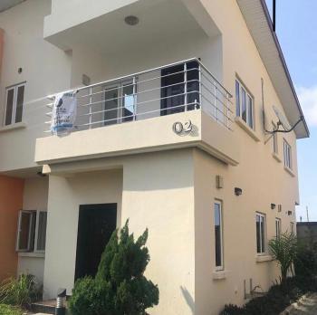 Fully Serviced 24hrs Light 4 Bedroom Semi Detached Duplex with Bq, Chevron Drive, Lekki, Lagos, Detached Duplex for Rent