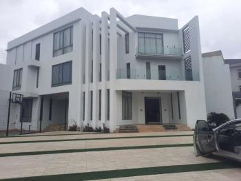 Beautiful Mansion with 6 Living Rooms, 7 Seater Home Cinema, a Study, Katampe Extension, Katampe, Abuja, Detached Duplex for Sale