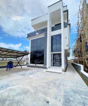 5 Bedroom Detached Duplex with Bq, Lekki County, Ikota, Lekki, Lagos, Detached Duplex for Sale