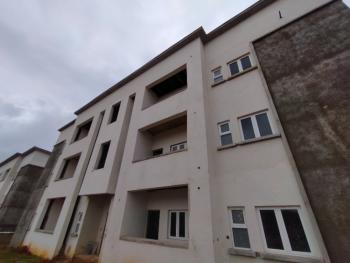Tastefully and Good Location, 80% Completed 6units, 3 Bedroom Blocks O, Dantata Bridge, Galadimawa, Abuja, Block of Flats for Sale