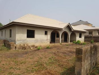 Uncompleted Bungalow on 2 Plots of Land, Nihort-ile-tuntun, Ibadan, Oyo, Semi-detached Bungalow for Sale