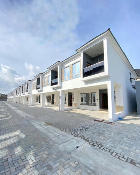 Luxury 3 Bedroom Terrace Duplex, Orchid Hotel Road, Lekki Phase 2, Lekki, Lagos, Terraced Duplex for Rent