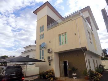 Newly Built 4 Bedroom Detached Duplex on 2 Floors + Bq, Park View Estate, Parkview, Ikoyi, Lagos, Detached Duplex for Sale