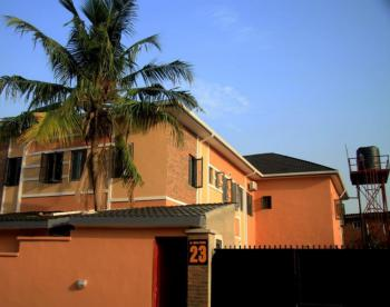 a  56  Bed Space Luxury Executive Hostel, Unilag Second  Gate, Onike, Yaba, Lagos, Block of Flats for Sale