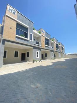 Brand New 4 Bedroom Terrace Duplex, 2nd Toll Gate, Lekki, Lagos, Terraced Duplex for Rent