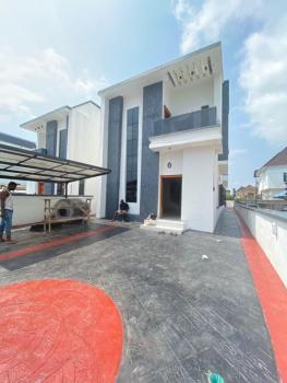 Brand New 4 Bedroom Fully Detached Duplex with 1 Bq, Ajah, Lagos, Detached Duplex for Rent