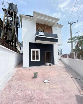 Brand New 4 Bedroom Semi- Detached Duplex with Bq, Ikota, Lekki, Lagos, Semi-detached Duplex for Sale