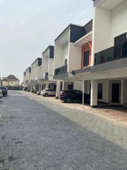 Serviced 4 Bedroom Semi Detached with Bq, Ologolo, Lekki, Lagos, Semi-detached Duplex for Sale