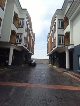 Luxury Four Bedroom Terrace House, Lekki Right, Lekki Phase 1, Lekki, Lagos, Terraced Duplex for Rent