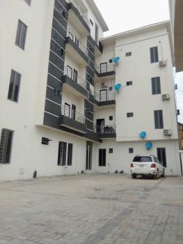 Newly Built 3 Bedrooms Flat with Bq, Spacious Rooms in a Mini Court, Ikate, Lekki, Lagos, Block of Flats for Sale