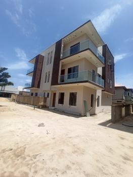 Nicely Built Four Bedroom Semi Detached House, Lekki Phase 1, Lekki, Lagos, Terraced Duplex for Rent