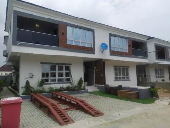 Fully Serviced 4 Bedroom with Swimming Pool, Gym and Kids Play Area, Vgc, Lekki, Lagos, Semi-detached Duplex for Sale