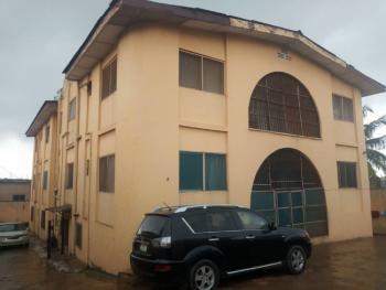 Block of Flats of 3 Bedrooms, Adeleke Close, Ogba, Ikeja, Lagos, Block of Flats for Sale