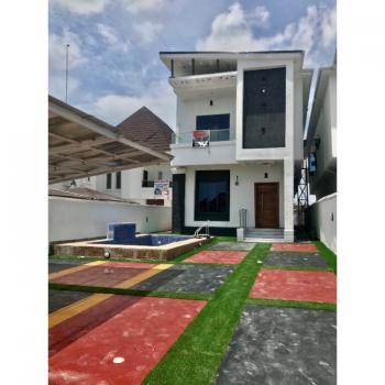 5 Bedrooms Fully Detached Duplex, Thomas Estate, Ajah, Lagos, Detached Duplex for Sale