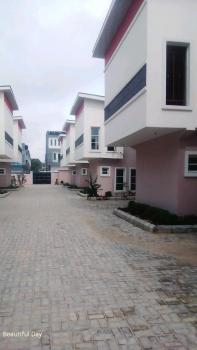 Tastefully Finished 4 Bedroom Terrace and a Room Bq, Salem Axis, Lekki, Lagos, Terraced Duplex for Rent