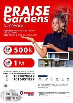 Buy a Plot of Land in Praise Garden Estate, Agbowa, Ikorodu, Lagos, Mixed-use Land for Sale