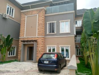 Exquisitely Finished 4 Bedroom Terraced Duplex with Bq Within an Estate, District, Mabushi, Abuja, Terraced Duplex for Sale