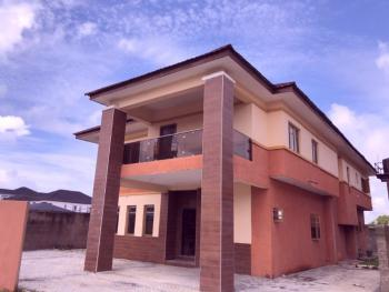 Very Spacious 5 Bedroom Fully Detached with 2 Rooms Bq (serviced), Nike Art Gallery Road, Opposite Freedom Way, Ikate Elegushi, Lekki, Lagos, Detached Duplex for Sale