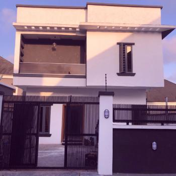 Spacious 3 Bedroom Fully Detached with 1 Room Bq, Thomas Estate, Ajah, Lagos, Detached Duplex for Sale
