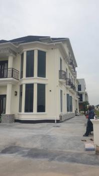Exquisitely Built 4 Bedroom Duplex with Beautifully Furnished Bq, Cowrie Creek Estate, Ikate, Lekki, Lagos, Detached Duplex for Sale