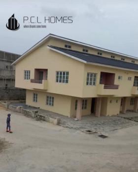 Three Bedroom Terrace Carcass Available, Lekki Gardens, Ajah, Lagos, Flat / Apartment for Sale