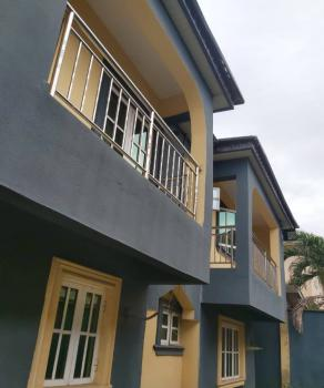Lovely 5 Bedroom Detached  Duplex with a Room Bq, Gra Phase 1, Magodo, Lagos, Detached Duplex for Sale