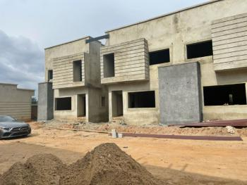Newly Built 3 Bedroom Terrace Duplex with 2 Living Rooms, Directly Opposite Suncity Estate, Galadimawa, Abuja, Terraced Duplex for Sale