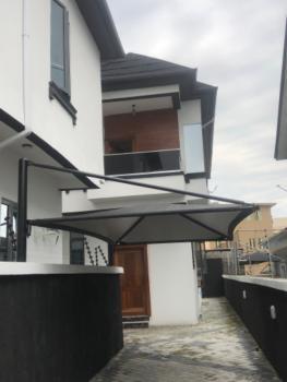 Brand New Luxury 4 Bedroom, Chevron Drive, Lekki Phase 2, Lekki, Lagos, Semi-detached Duplex for Rent