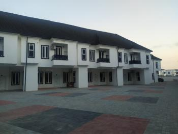 Spacious 4 Bedroom, Chevron Toll Gate, Lekki, Lagos, Terraced Duplex for Sale