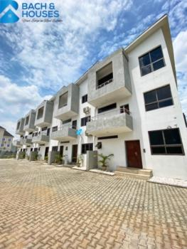 Brand New 4 Bedroom Terrace, Jahi, Abuja, Terraced Duplex for Sale