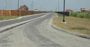 Corner Piece Land Measuring 835 Sqm Available, Nicon Town, Lekki, Lagos, Residential Land for Sale
