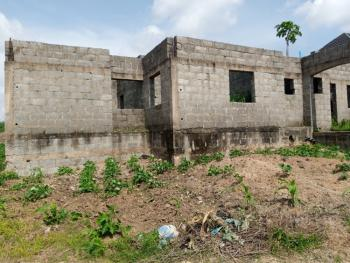 Carcass 4 Bedroom Bungalow with Space for 2 Bq, Mab Global Estate Idu Sabo, Idu Industrial, Abuja, Detached Bungalow for Sale