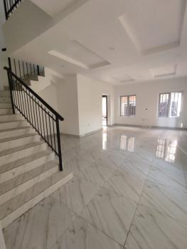 Brand New 4 Bedroom Terraced House with Excellent Finishing, Osapa, Lekki, Lagos, Terraced Duplex for Rent