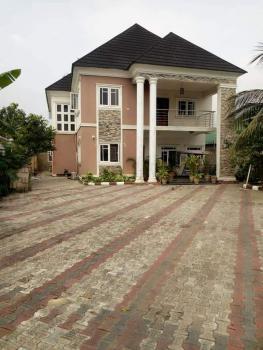 Luxury 4 Bedroom Duplex with Modern Facilities, Rumuahalu, Port Harcourt, Rivers, Detached Duplex for Sale