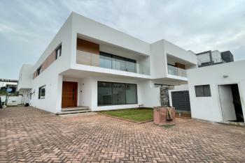 Spacious 5 Bedroom Semi-detached House with 2 Rooms Boys Quarter, Lekki Phase 1, Lekki, Lagos, Semi-detached Duplex for Sale