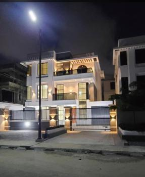 Executive Beautifully Finished Fully Detached 5 Bedroom Duplex with Bq, Lekki Phase 1, Lekki, Lagos, Detached Duplex for Sale