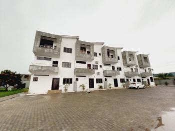 Newly Built and Well Located Luxury 4 Bedroom Terrace Houses with Bq, Jahi, Abuja, Terraced Duplex for Sale